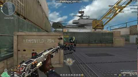 CrossFire Philippines 2.0 - AN-94-Knife-Supernova - Bot TD