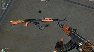Cross Fire China AK47-B 10th !-1