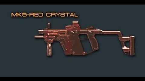 Cross Fire China Kriss Super V-Red Crystal(MK5-Red Crystal) Review !
