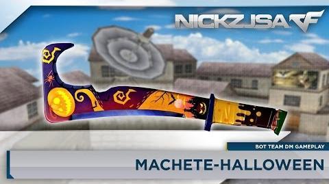 Machete-Halloween CROSSFIRE China 2