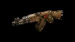 AK47 WCG CHINA NO MARK RD1