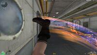 CF Furious Kick Switcher-BL
