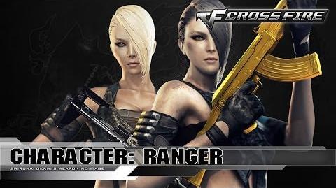 CrossFire Character RANGER ☆
