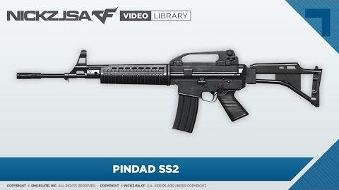 Pindad SS2 CrossFire 2