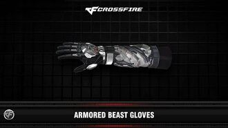 CF Armored Beast Gloves