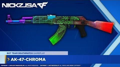 AK-47-Chroma CROSSFIRE North America 2.0