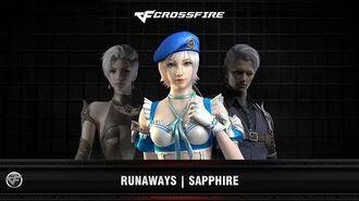 CF Runaways Sapphire