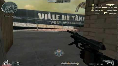 Cross Fire Europe--Beretta M93R Gameplay
