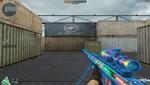 M82A1 WATER GUN HUD
