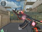 AK47 RED KNIFE BEAST HUD (5)