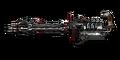 BI GatlingGun WildShot Red