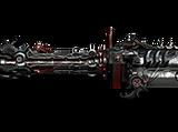 Gatling Gun-Wild Shot Red