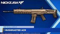 Bushmaster ACR CROSSFIRE Indonesia