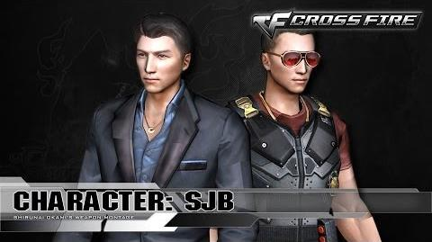 CrossFire Character SJB ☆