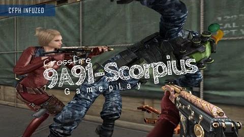 CF 9A-91 Scorpius Gameplay