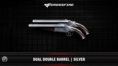 CF Dual Double Barrel Silver