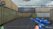 CheyTac M200-Platinum Blue HUD
