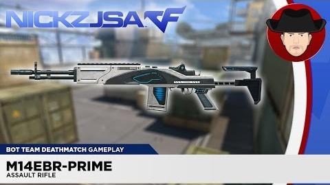 M14EBR-Prime - CROSSFIRE North America 2