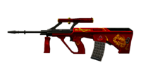 AUG A1 RED DRAGON RD1