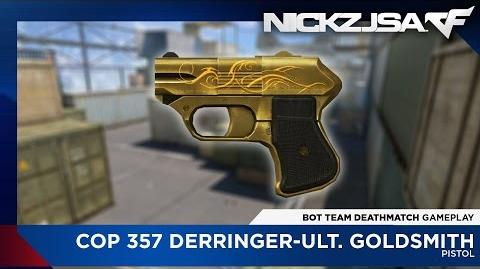 COP 357 Derringer-Ultimate Goldsmith - CROSSFIRE China 2