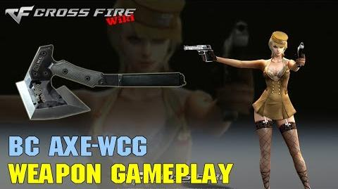 CrossFire - BC-Axe WCG - Weapon Gameplay