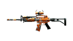 M4A1-Custom Autumn Camo 3