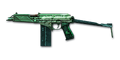 Rifle 9A-91 Jade