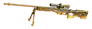 AWM Noble Gold Side View