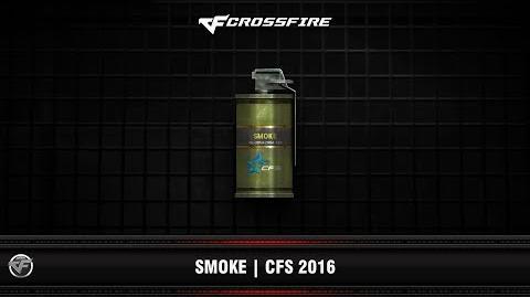 CF Smoke CFS 2016