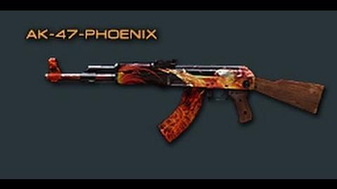 Cross Fire China AK-47-Phoenix Review !