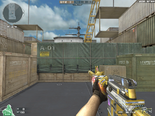 M4A1-S Beast Imperial Gold Screenshot Ingame