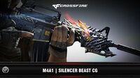 CF M4A1 Silencer Beast CG (2013)