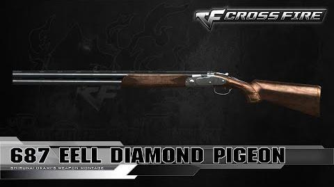 CrossFire Vietnam 687 EELL Diamond Pigeon ☆