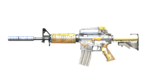 M4A1-S Royal Guard (3)
