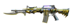 M4A1SPrismBeastImperialGold