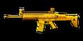 Rifle SCAR Light-Gold