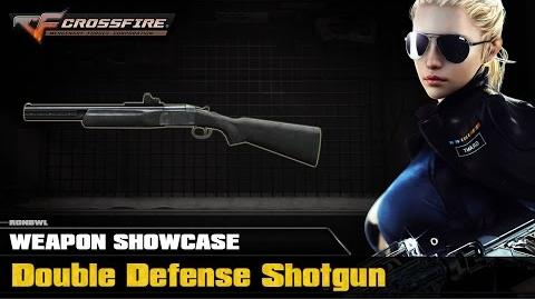 CF Japan - Double Defense Shotgun (Showcase)