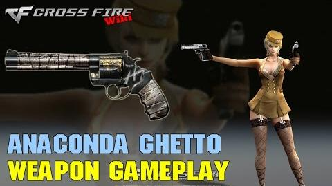 CrossFire - Anaconda Ghetto - Weapon Gameplay