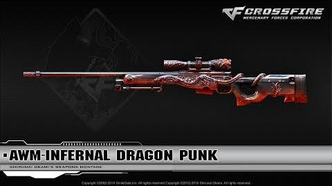 CrossFire Vietnam AWM-Infernal Dragon Punk (VIP)