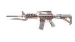 M4A1 PREDATOR NOBLE SILVER RD1