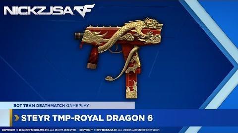 Steyr TMP-Royal Dragon 6 CROSSFIRE China 2