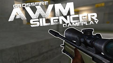CrossFire AWM Silencer Gameplay ll 10DarkGamer