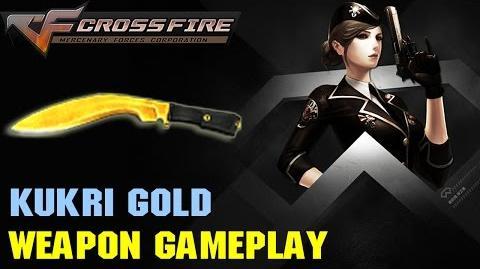 CrossFire VN - Kukri Gold