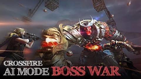CFQQ Boss War (ft