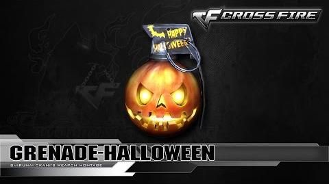 CrossFire China Halloween-Grenade ☆