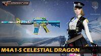 CrossFire Vietnam M4A1-S Celestial Dragon