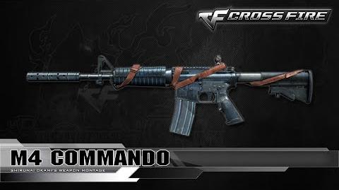 CrossFire Vietnam M4 Commando ☆