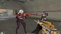 Cross Fire Japan Elite Mode Friendly Fire!