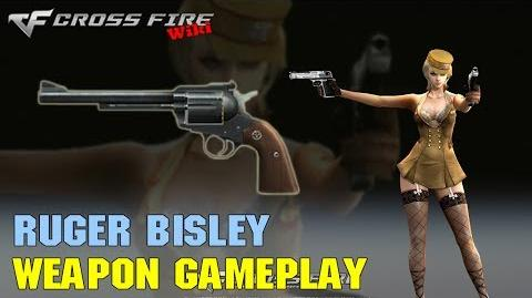 CrossFire - Ruger Bisley - Weapon Gameplay