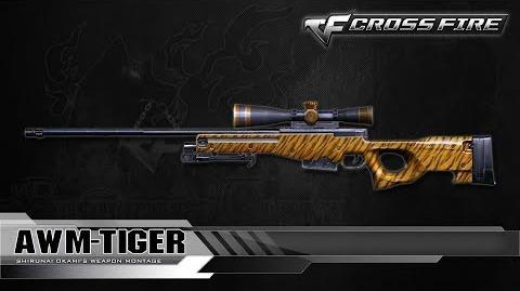 CrossFire China AWM-Tiger ☆